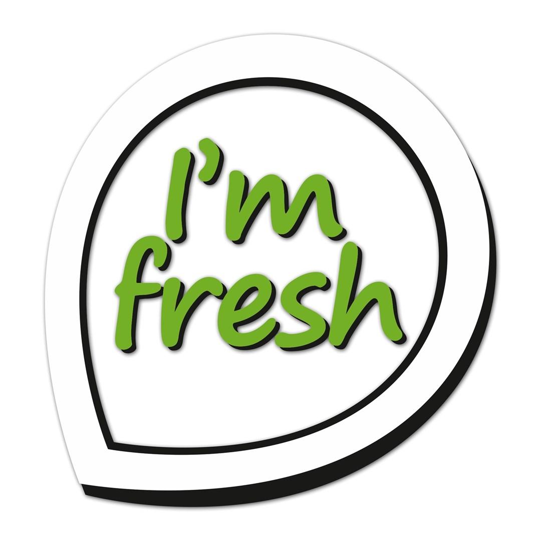 Merkafbeelding I'm Fresh