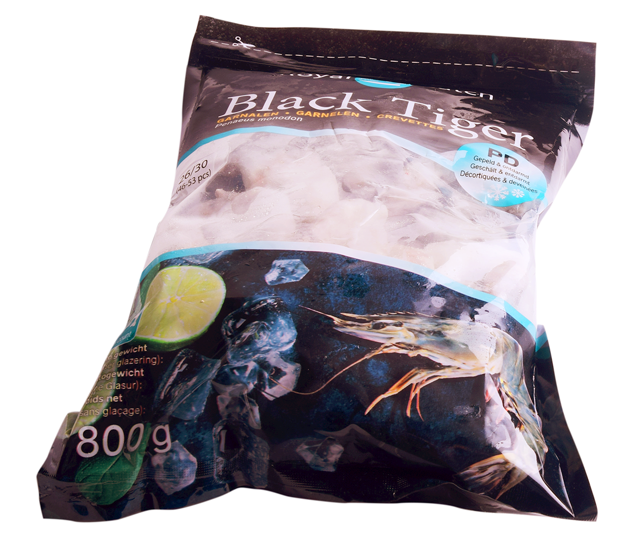 Productafbeelding GAMBA BT  GEPELD 26/30  A 1 KG ROYAL CATCH