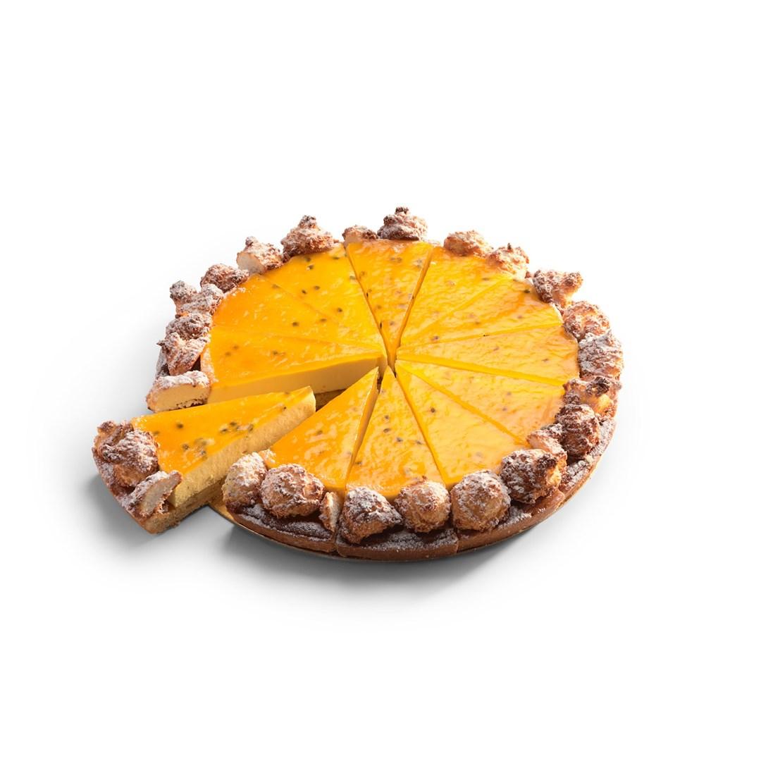 Productafbeelding Mango-Passievruchttaart