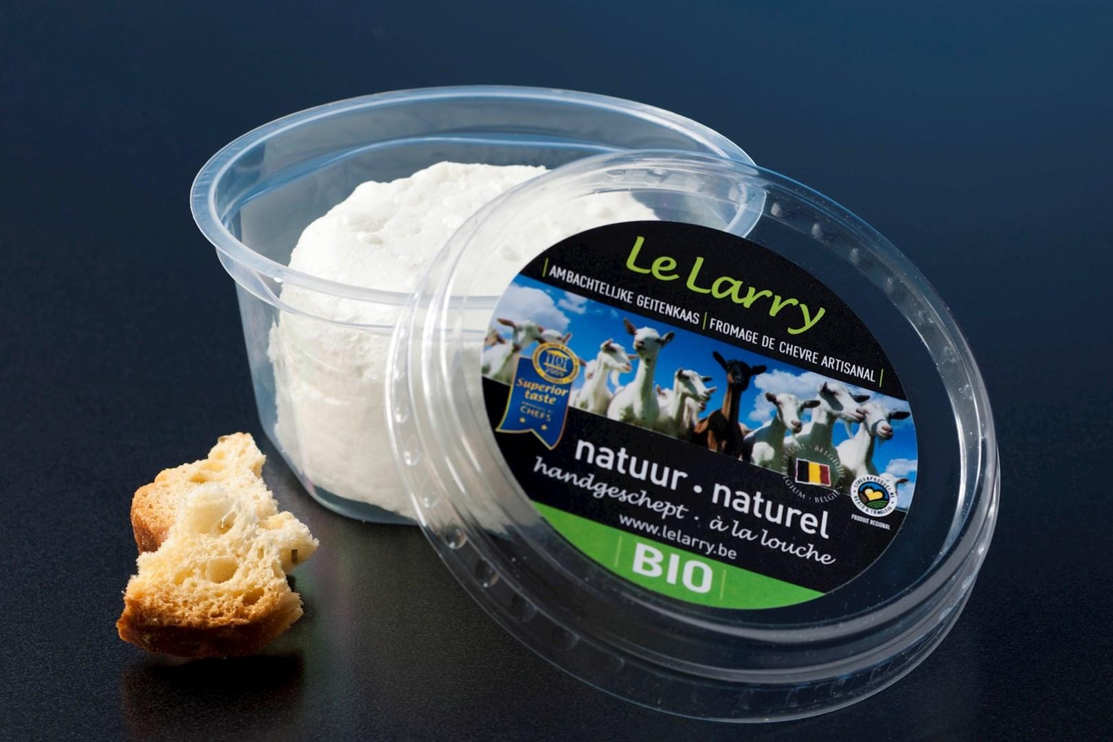 Productafbeelding Geitenkaas bio crottin natuur 125 gr